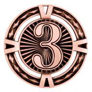 V-Tech Series Medal Bronze 3rd 60mm