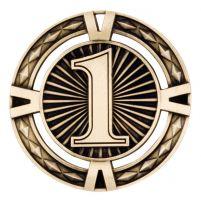 V-Tech Series Medal Gold 1st 60mm