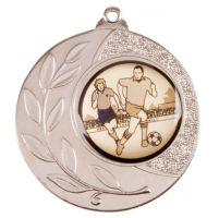 Titan Medal Series Silver 45mm