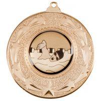 Star Burst Medal Series Gold 50mm