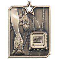 Centurion Star Series Running Medal Gold 53x40mm