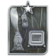 Centurion Star Series Running Medal Silver 53x40mm