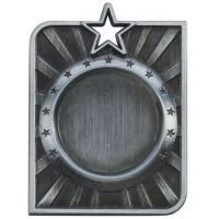 Centurion Star Series Multisport Medal Silver 53x40mm