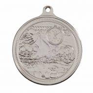 Endurance Swimming Silver Medal 50mm