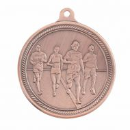 Endurance Running Bronze Medal 50mm
