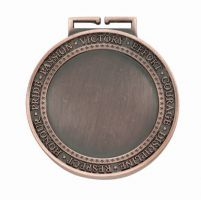 Olympia Multisport Medal Antique Bronze 70mm