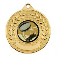 Valour Medal Gold 50mm