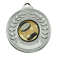 Valour Medal Silver 50mm