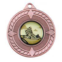 Pinnacle Medal Bronze 50mm