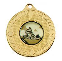 Pinnacle Medal Gold 50mm