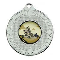 Pinnacle Medal Silver 50mm