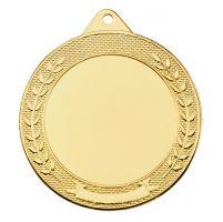 Valour Medal Gold 70mm