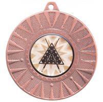 Warrior Medal Bronze 50mm