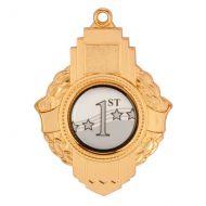 Vitoria Medal Gold 70mm