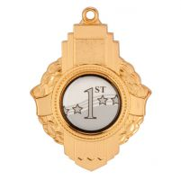 Vitoria Medal Gold 70mm