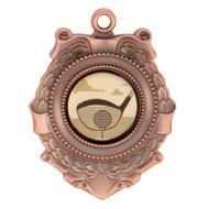 Triumph Medal Bronze 65mm