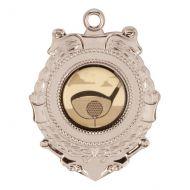 Triumph Medal Silver 65mm