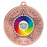 Caesar Iron Medal Bronze 50mm : New 2019