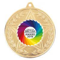 Caesar Iron Medal Gold 50mm : New 2019
