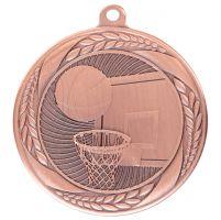 Typhoon Basketball Medal Bronze 55mm : New 2020