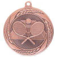 Typhoon Tennis Medal Bronze 55mm : New 2020