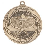 Typhoon Tennis Medal Gold 55mm : New 2020