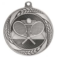 Typhoon Tennis Medal Silver 55mm : New 2020