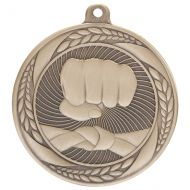Typhoon Martial Arts Medal Gold 55mm : New 2020