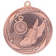 Typhoon Running Athletics Medal Bronze 55mm : New 2020