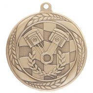 Typhoon Motorsport Medal Gold 55mm : New 2020