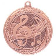 Typhoon Music Medal Bronze 55mm : New 2020