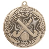 Typhoon Hockey Medal Gold 55mm : New 2020