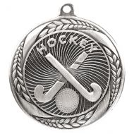 Typhoon Hockey Medal Silver 55mm : New 2020