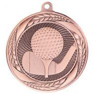 Typhoon Golf Medal Bronze 55mm : New 2020