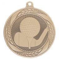 Typhoon Golf Medal Gold 55mm : New 2020