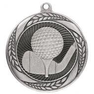 Typhoon Golf Medal Silver 55mm : New 2020