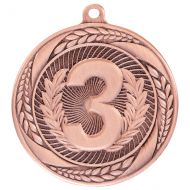 Typhoon 3rd Place Medal Bronze 55mm : New 2020