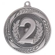 Typhoon 2nd Place Medal Silver 55mm : New 2020