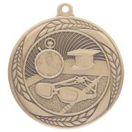 Typhoon Swimming Medal Gold 55mm : New 2020