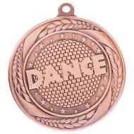 Typhoon Dance Medal Bronze 55mm : New 2020