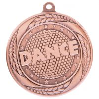 Typhoon Dance Medal Bronze 55mm : New 2020