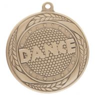 Typhoon Dance Medal Gold 55mm : New 2020