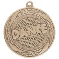 Typhoon Dance Medal Gold 55mm : New 2020