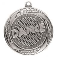 Typhoon Dance Medal Silver 55mm : New 2020