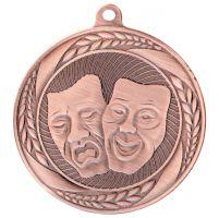 Typhoon Drama Medal Bronze 55mm : New 2020
