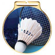 Vision Badminton Medal 60mm : New 2020