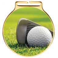 Vision Golf Medal 60mm : New 2020