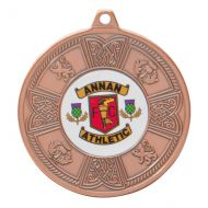 Balmoral Medal Series Bronze 50mm
