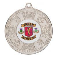 Balmoral Medal Series Silver 50mm