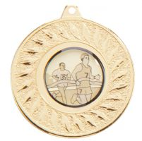 Solar Medal Series Gold 50mm